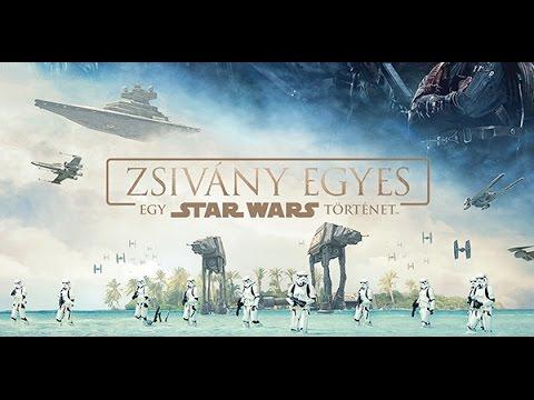 Zsivány Egyes: Egy Star Wars-történet online