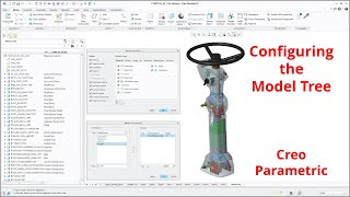 Configuring the Model Tree Video