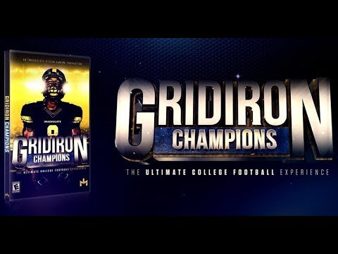 Breaking News | College Football is Back | Gridiron Champions 2020 | Will NCAA Football Return?