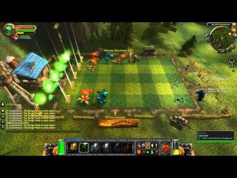 Plants Vs Zombies, Now In Your World Of Warcraft