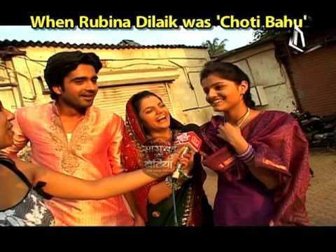 Blast from Past: When Rubina Dilaik was 'Chhoti Bahu'