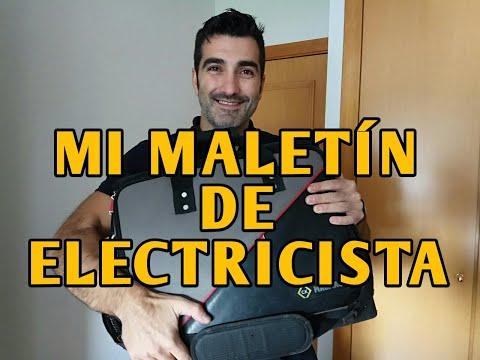 MI MALETÍN DE ELECTRICISTA