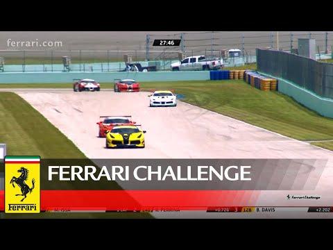 Ferrari Challenge North America – Homestead-Miami, Coppa Shell Race 1