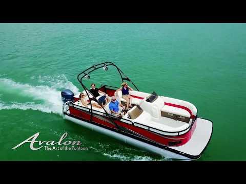 2019 Avalon GS Cruise II - 19' in Saint Helen, Michigan - Video 1