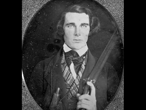 American Daguerreotype Portraits From the 1840's (видео)