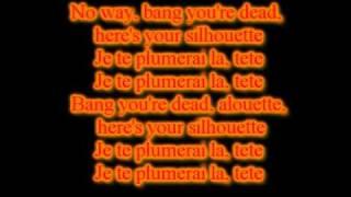Bang Bang Bang Mark Ronson with Lyrics