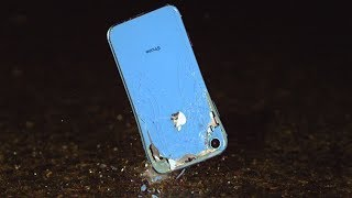 iPhone XR Drop Test: More Durable than iPhone XS by Far!