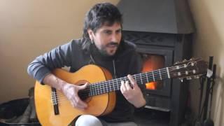 "Extremoduro ""A fuego"" cover Ruben Amanita"