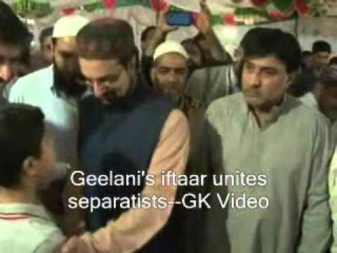 Geelani's iftaar unites separatists
