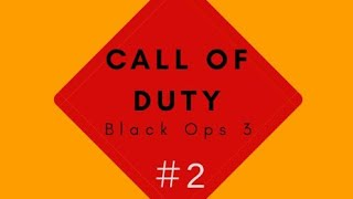 Call Of Duty black ops 3 продолжаем .. !