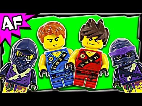 Vidéo LEGO Ninjago 851342 : Ensemble de construction Armée