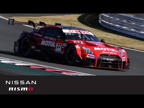 日産GT-Rの予選ハイライト!スーパーGT 第8戦富士スピードウェイ 予選のハイライト動画