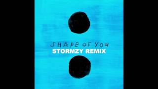 Ed Sheeran - Shape Of You (Stormzy Remix) BEST VERSION AUDIO New