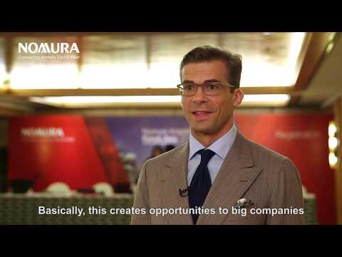 Dr. Oleg Ruban at Nomura Investment Forum Asia 2019