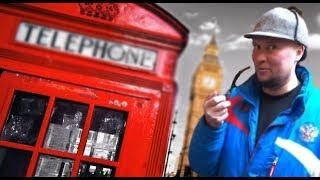 Дмитрий Шилов в Лондоне(Instagram Stories)