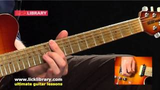 Gambar cover Radiohead - Just - Guitar Performance with Jamie Humpries Licklibrary