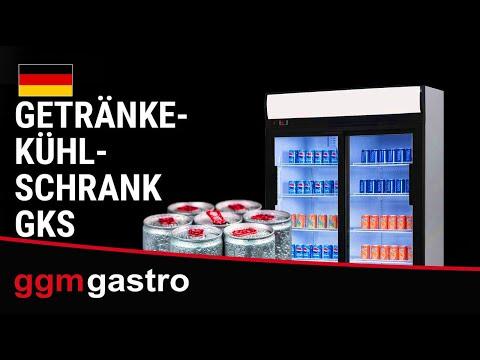 Getränkekühlschrank GKS - GGMgastro