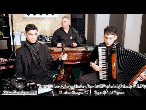 Sergiu Udubasa & George Nicolae & George Miu & Gabriel Popescu - Fire-al naibului de deal Video
