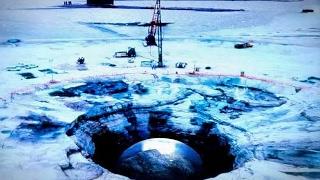 Этот инцидент произшедший в Антарктиде долго умалчивался .Тайна ледяного континента