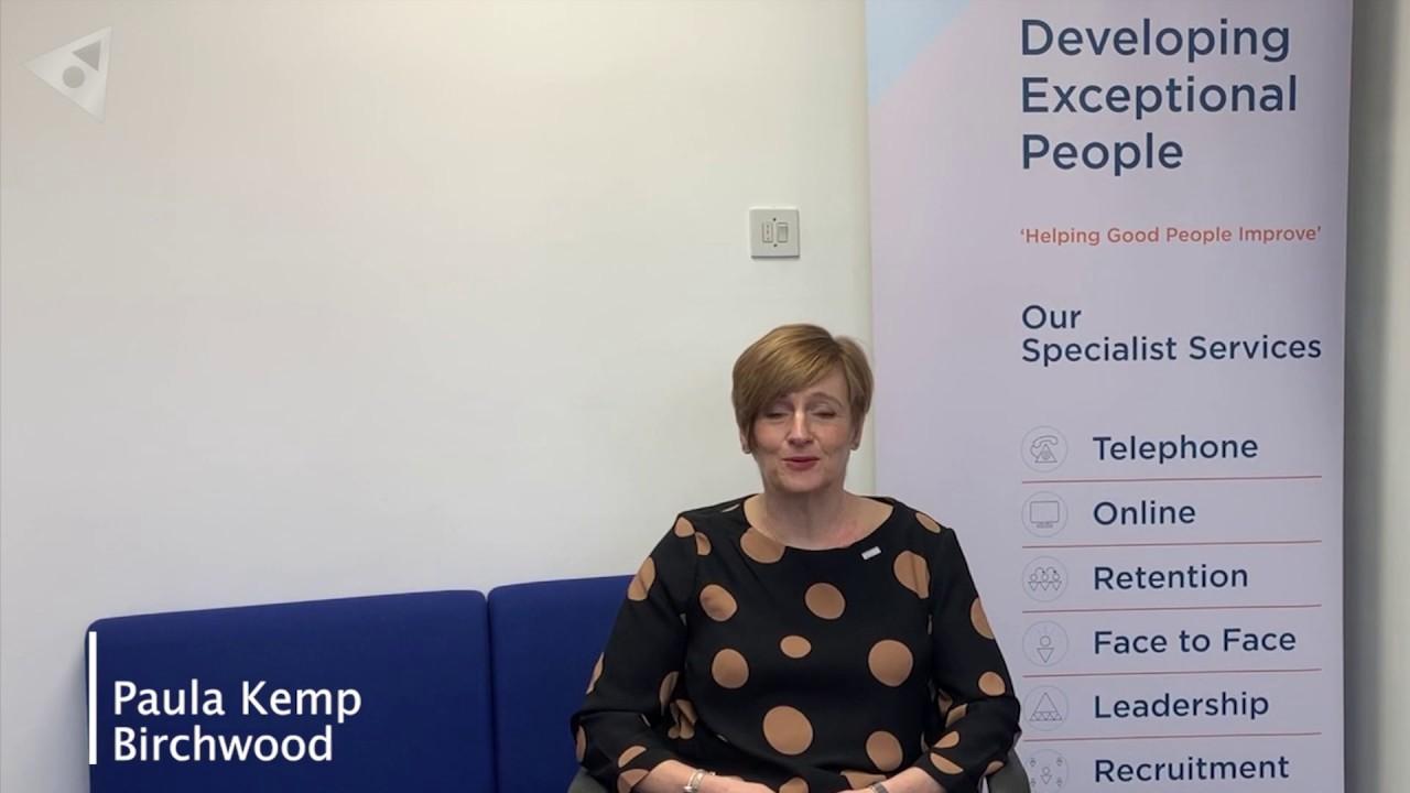 Birchwood Testimonial -- Paula Kemp