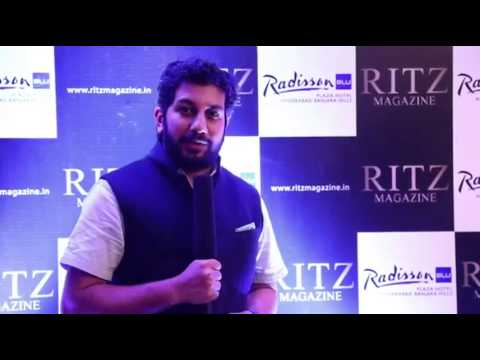 Video Bites at the Launch of RITZ Telangana Edition
