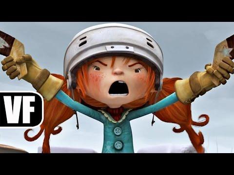 La Bataille Géante De Boules De Neige Bande Annonce VF (2016) Film enfant