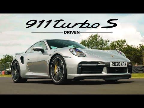 External Review Video aWRjLjnFOoE for Porsche 911 Carrera, Carrera 4, Carrera S, Carrera 4S, Turbo S, Coupe & Cabriolet (992, 8th gen)