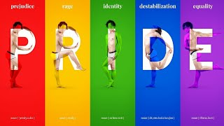 P.R.I.D.E. – A very GAY documentary