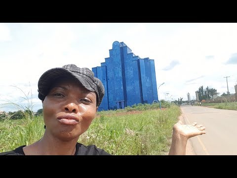 WHAT IS THIS BUILDING DOING IN A REMOTE ANAMBRA VILLAGE?!