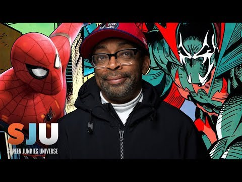 Spike Lee to Direct Marvel Spider-Man Spinoff? - SJU