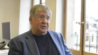 Коломойский о Порошенко и Януковиче