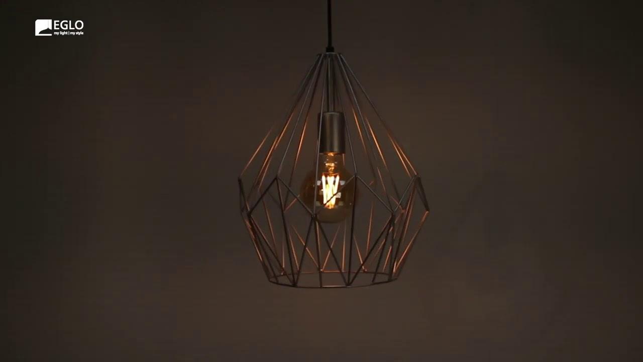 Подвесной светильник Eglo Carlton 49935