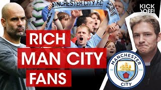 The Rapid Rise of Manchester City | The Curse of Success Part 1