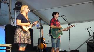 Julia Nunes - Lullaby (LIVE Common Ground Fest Lansing) [07/11/12]