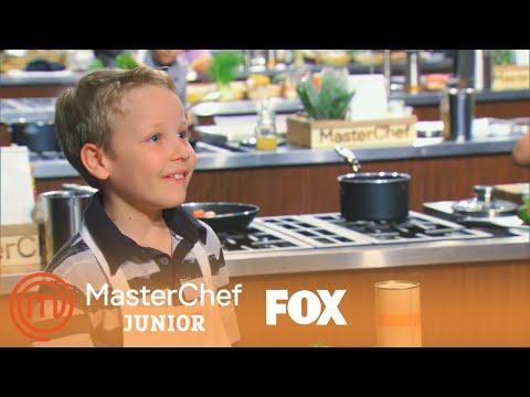 MasterChef Junior Season 3 Promo 'The Tiniest Competitor'