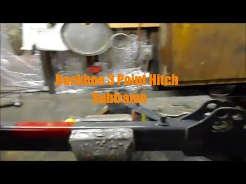 How to install Kubota Grand L6060 L4554 auto hitch and sub