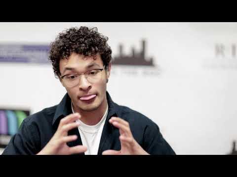 Cole Inniss' momentum II reflections