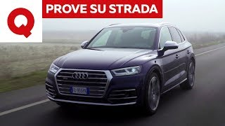 Audi SQ5: la prova completa   Quattroruote