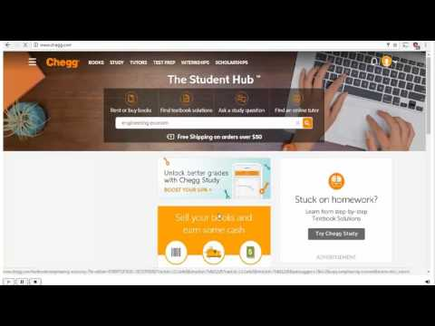Download How To Earn From Chegg Offline Text Book Solution Video 3GP
