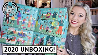 THE BODY SHOP BEAUTY ADVENT CALENDAR 2020 / *EXCLUSIVE /ULTIMATE SIZE*