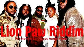 Lion Paw Riddim Mix Feat. Jah Cure, Richie Spice, Morgan Heritage, Warrior King (Refix 2018)