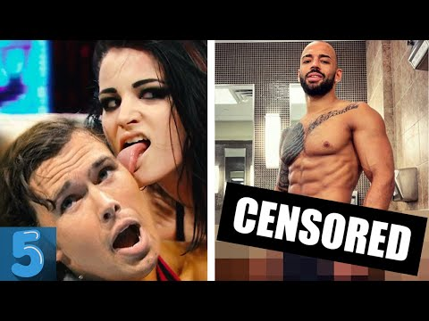 5 WWE Wrestlers Who Had PRIVATE Photos & Videos LEAKED