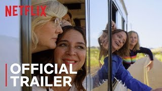 Trailer of Wine Country (2019)