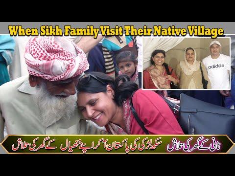 Part 2 || Meri Nani Da Pind || Searching Roots Sikh Girl Visit GrandMother Village In Pakistan||