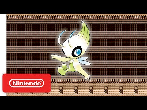 Pokémon Crystal – Announcement Trailer – Nintendo 3DS
