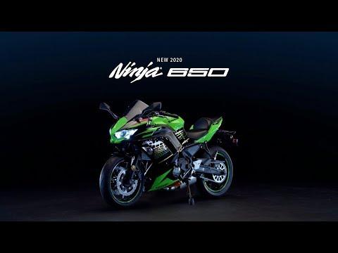 2021 Kawasaki Ninja 650 ABS in Bear, Delaware - Video 1