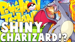 SHINY CHARIZARD - Minecraft PIXELMON ISLAND - Pokemon QUESTS