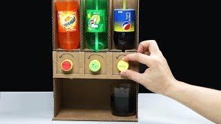 How to make Pepsi 7Up Mirinda Dispenser