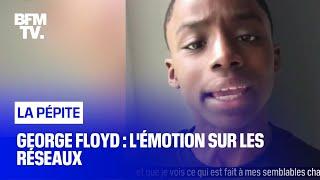 George Floyd : l'émotion sur les réseaux
