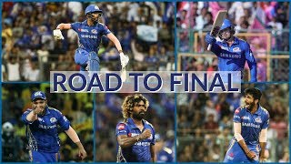 Journey to IPL 2019 Final | Mumbai Indians vs Chennai Super Kings